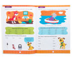 Early Learning Educational Workbooks 6-Pack 5