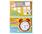 Mini Wall Charts 2-Pack 1