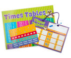 Mini Wall Charts 2-Pack 4