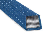 Ben Sherman Men's Plain Tie - Denim 5