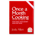 Once A Month Cooking Cookbook 1
