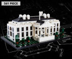LEGO® Architecture: The White House Building Set 1