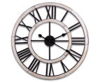 Antique-Style 60cm XL Floating Contra Clock 1