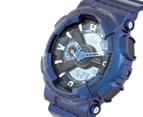 Casio G-Shock Men's 50mm GA110NM2ADR Duo Watch - Metallic Blue 3