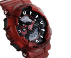 Casio G-Shock Men's 50mm GA110NM4ADR Duo Watch - Red 2