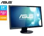 """Asus 24"""" Full HD VE248H LCD Monitor - Black  1"""