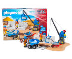 Playmobil Construction Site Super Set 1