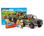 Playmobil Adventure Pickup Truck Building Set 1