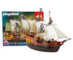 Playmobil Pirate Ship Building Set 1