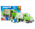 Playmobil Green Recycling Truck Building Set 1