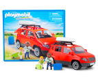 Playmobil Family SUV Building Set 1