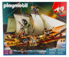 Playmobil Pirate Ship Building Set 2