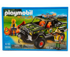 Playmobil Adventure Pickup Truck Building Set 2