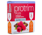 2 x Protrim Plus 30g Mini Bars Choc Raspberry Ripple 5pk 3