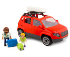 Playmobil Family SUV Building Set 3