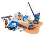 Playmobil Construction Site Super Set 3