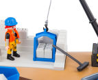 Playmobil Construction Site Super Set 4