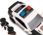 Playmobil Police Car w/ Flashing Lights Building Set 6