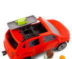 Playmobil Family SUV Building Set 6