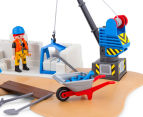 Playmobil Construction Site Super Set 6