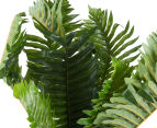 Cooper & Co. Artificial 50cm Fern Plant - Green 4