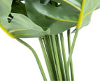 Cooper & Co. Artificial 45cm Monstera Plant - Green 4