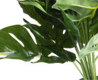 Cooper & Co. Artificial 45cm Monstera Plant - Green 6