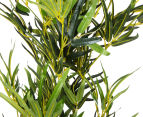 Cooper & Co. Artificial 120cm Bamboo Plant - Green 4