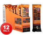 12 x Systemax High Protein Low Carb Bars Choc Fudge 50g 1