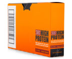 12 x Systemax High Protein Low Carb Bars Choc Fudge 50g 5