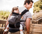 Ergobaby Performance Baby Carrier - Charcoal/Black 2