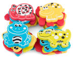 Playgro Animal Friends Bath Shapes  1