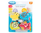 Playgro Animal Friends Bath Shapes  6