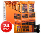 2 x Systemax High Protein Low Carb Bars Choc Fudge 50g 12pk 1