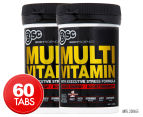 2 x BSc Multivitamin with Executive Stress Formula 30 Tabs 1