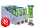 3 x Protrim Plus High Protein Bars Green Tea & Choc Almond 40g 12pk 1