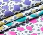 Bianca Tisha Queen Bed Quilt Cover Set - Multi 3