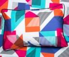 Bianca Macen Single Bed Quilt Cover Set - Multi 5