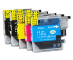 LC39 Compatible Inkjet Cartridge Set 14-Pack For Brother Printers 1