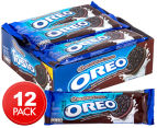 12 x Oreo Chocolate Creme 352.8g 1