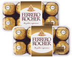 2 x Ferrero Rocher 16pc Box 200g 1