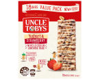 Uncle Tobys Muesli Bars Yoghurt & Strawberry 18pk 2