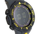 Casio PRO TREK PRG-300-1A9DR 47mm Triple Sensor Version 3 Watch - Black/Yellow 2