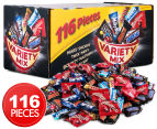 Mars Variety Mix 116pc Chocolate Box 1.7kg 1