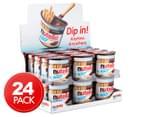 24 x Nutella & Go Hazelnut Spread & Breadsticks 48g 1