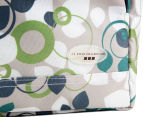 JJ Cole Collections Mode Nappy Bag - Blue Vine 4