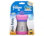 Thermos Foogo 200mL Sippy Cup - Silver/Pink/Purple 6