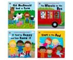 Ladybird Sing-Along Rhymes Board Book 4-Pack 3