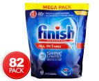 Finish Powerball All In 1 Max Dishwashing Tablet 82pk 1