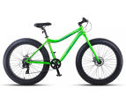 "Progear Albert 17"" / 43cm Fat Bike - Lime Green 1"